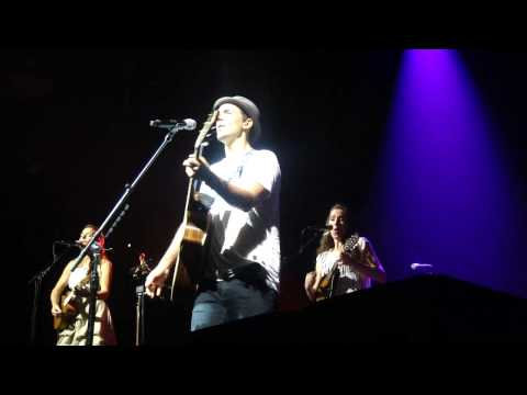 Jason Mraz - 3 Things (HD) (Live @ Casino de Paris on 09-30-2014)