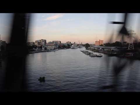 Калининград От Северного до Южного вокзала на электропоезде «Ласточка» – 6 августа 2018
