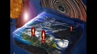 The Coriolis Effect Of the Heavens Above and leveled Flat Earth Terrain below !