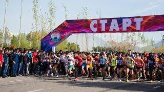 Run the Dushanbe Half Marathon in 2018!