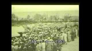 The Funeral of Hank Williams Sr, 1--4--1953