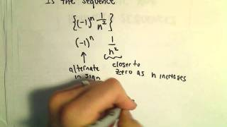 Intro to Monotonic and Bounded Sequences, Ex 1