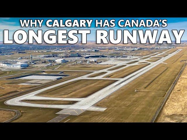 Why Canada's Longest Runway Exists
