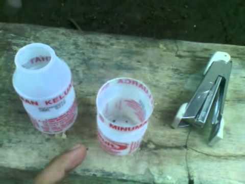 Pemanfaatan barang bekas - YouTube f10255c38b