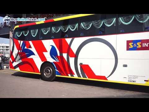 S&S International Express | Bus To Mersing, Johor Bahru & Malacca
