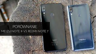 Porównanie Meizu Note 9 vs Redmi Note 7