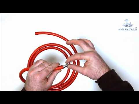 Crimping marine battery cable terminal lugs (the proper way)