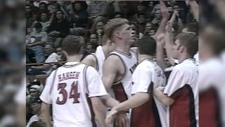 Utah vs. San Francisco 1998 NCAA Tournament