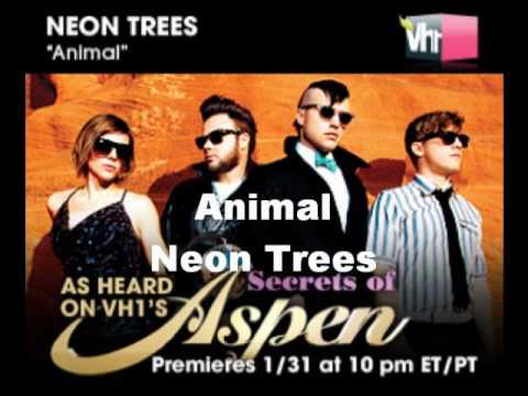 Animal - Neon Trees Lyrics - YouTube