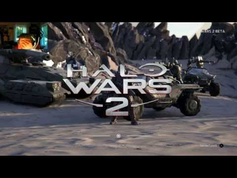 Halo Wars 2 Beta Lets Play