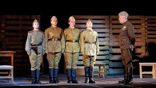 Спектакль «Не покидай меня». Молодёжный театр «Арлекин», Верхняя Салда
