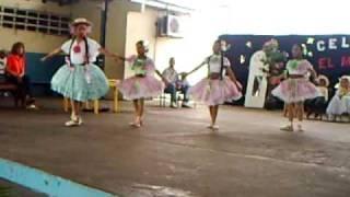 """""""SOCAVÓN DEL CANAJAGUA"""" ALEGORÍA COREOGRÁFICA INSPIRADA EN LA MUSICA TRADICIONAL PANAMEÑA"""