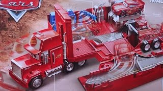 Mack Truck Play Set From Disney Pixar Cars Story Sets