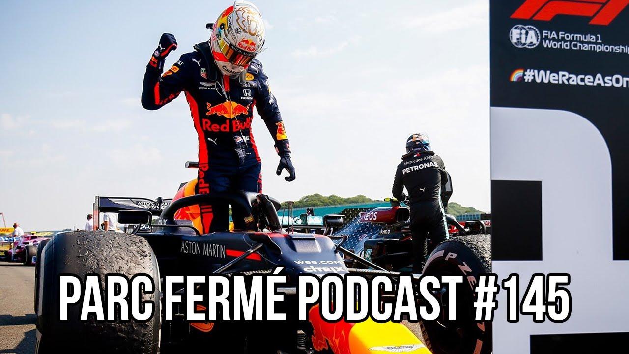 Verstappen przełamuje Mercedesy! - GP 70-lecia 2020 - F1 Podcast #145