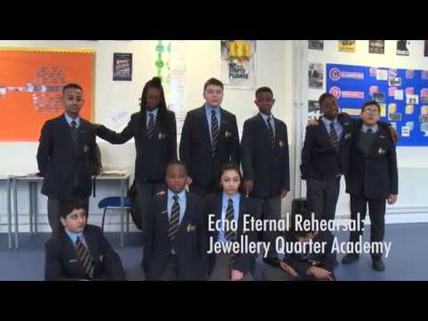 Echo Eternal - Jewellery Quarter Academy Rehearsals