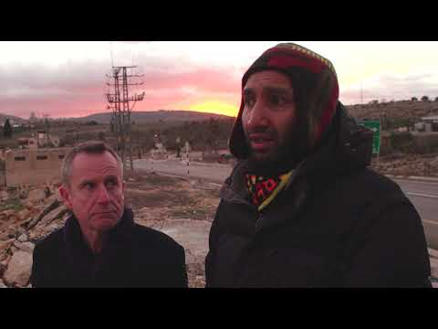 Health Under Occupation documentary - featuring Jeremy Hardy and Imran Yusuf