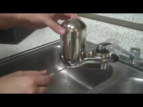 Pur Water Filter leaking? Her is the resolution - YouTube
