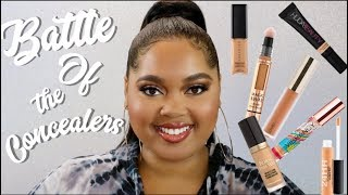 Battle of the Concealers | Jouer, Cover FX, Huda Beauty, Too Faced, + MORE
