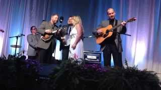 We Missed You In Church Last Sunday- Rhonda Vincent and Joe Mullins
