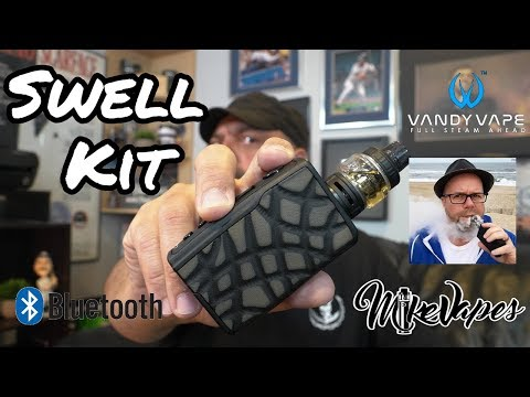 Vandy Vape Swell Kit by Tony B!