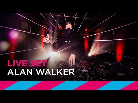 Alan Walker DJset LIVE @ ADE  SLAM!