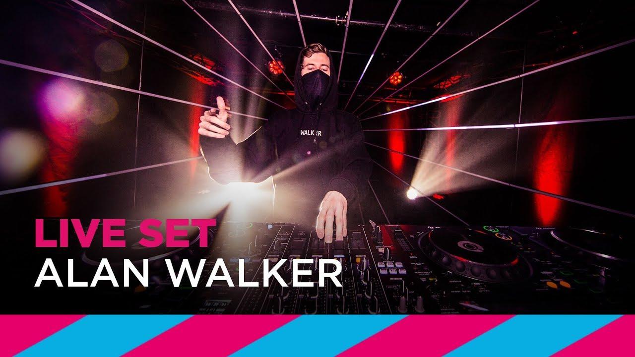 Alan Walker (DJ-set LIVE @ ADE) | SLAM!