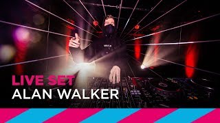 Gambar cover Alan Walker (DJ-set LIVE @ ADE) | SLAM!