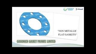Soft Cut  / Rubber & Non Asbestos Gaskets - Goodrich Gasket - India