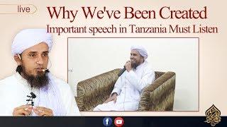 Mufti Tariq Masood Bayaan Arusha Tanzania