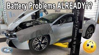 i8 Battery Repair - What HAPPENED??
