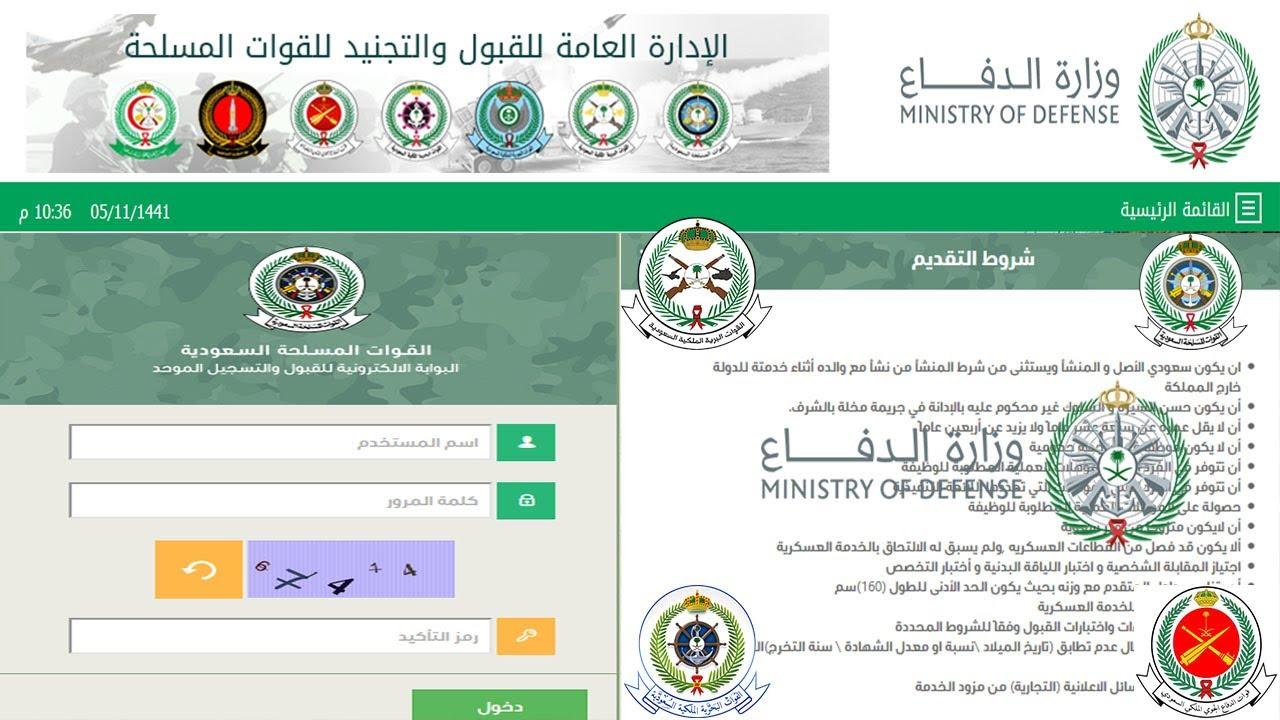 طريقة التقديم في وظائف وزارة الدفاع للنساء والرجال شروط وظائف وزارة الدفاع 1442 Youtube