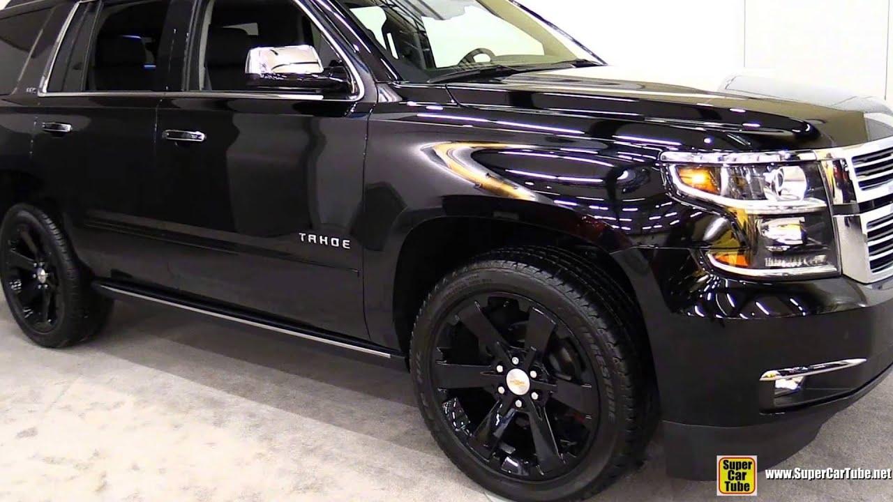 2016 chevy tahoe ltz car specs performance show youtube. Black Bedroom Furniture Sets. Home Design Ideas