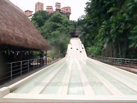 Congo Challenge Jet Water Slides, Sunway Lagoon