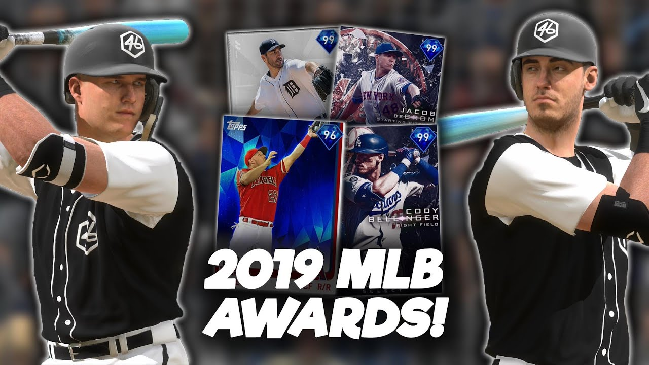 2019 MLB AWARDS TEAM BUILD!! (MVP, Cy Young, Rookie of the Year)