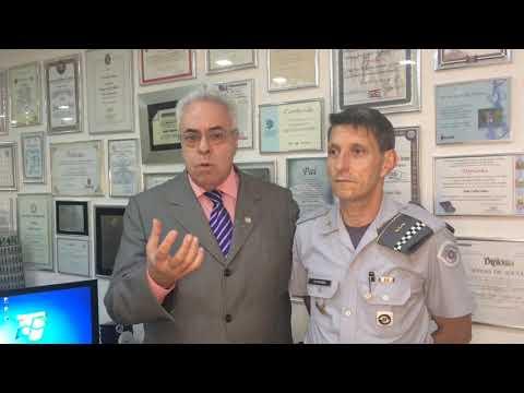 CEL PM Vanderlei Ramos fala ao Semanário