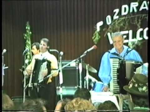 Frankie Yankovic (in Melbourne 1986) - Blue skirt waltz