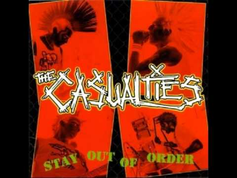 The Casualties Stay Out Of Order (Full Album)