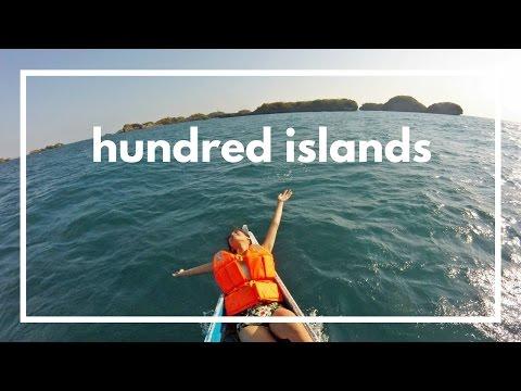 TRAVEL VLOG #5 HUNDRED ISLANDS, ALAMINOS, PANGASINAN, PHILIPPINES | AUDventure