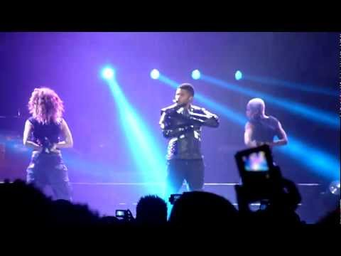 Usher - Monstar Live (OMG Tour)