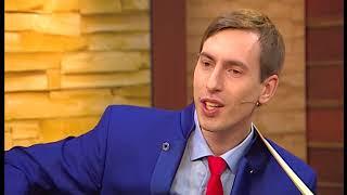 ПЕСНІ ПАД ГІТАРУ. Госць Андрэй Быкаў (07.11.2017)