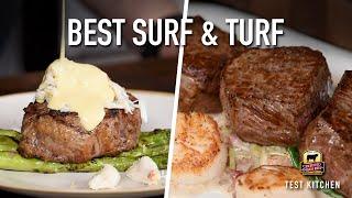 Make the Best Steak Surf &amp Turf Recipes