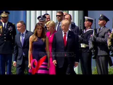 Poloni, Trump: Mbrojmë Perëndimin - Top Channel Albania - News - Lajme