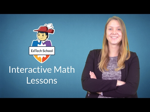 10 Interactive Math Tools For Teachers To Make Students Love Math!