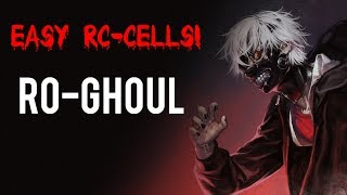 (NEW) HOW TO GET RC CELLS EXTREMELY FAST! | RO-GHOUL | ROBLOX |