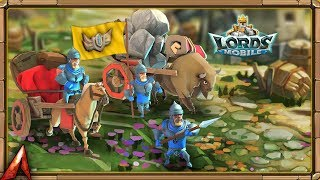 Time to Migrate Again! New kingdom New targets! Lords Mobile