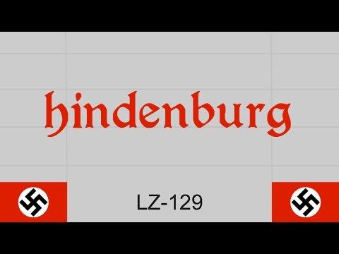 LZ 129 HINDENBURG: Giant of the Sky (1936)