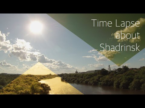 Time Lapse About Shadrinsk