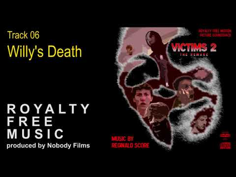 NO FEE ROYALTY FREE MUSIC Horror Movie Full Film Soundtrack 1 Hour VICTIMS 2 NO FEE