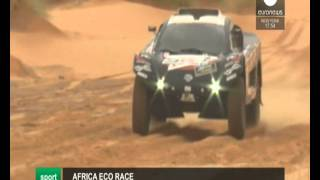 2016 01 06 Euronews Africa Eco Race 2016
