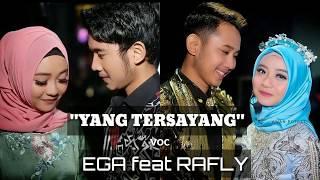 YANG TERSAYANG Lirik cover EGA feat RAFLY Dangdut 2019